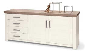 Sideboard York in Eiche-Nelson-Optik