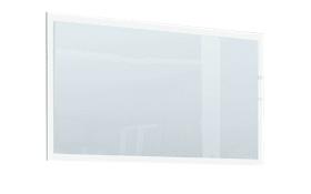 Spiegel Slate in weiß, 120 x 70 cm