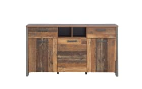 Sideboard Clif in Old Wood Vinage