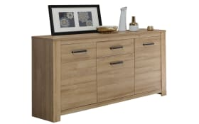 Sideboard Havanna in Alteiche-Optik