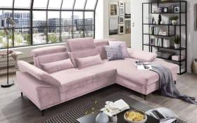 Wohnlandschaft Cabrio in rose