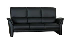 Sofa 3-Sitzer 9603 Tangram in kohle