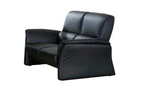 Sofa 2-Sitzer 9603 Tangram in kohle