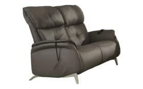 2,5-Sitzer 4708 in schiefer mit elektrischer Cumuly-Funktion