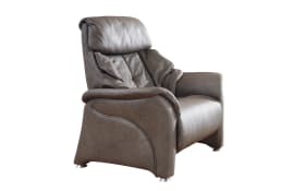 Sessel breit mit verstellbarem Rücken inklusive manuelle Verstellung