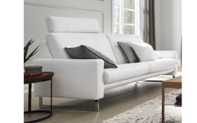 Sofa 4001 groß in cream white