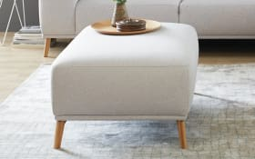Hocker Neo in light grey