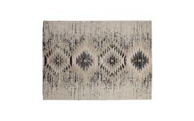 Teppich Bel in hellgrau, 160 x 230 cm