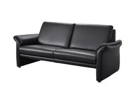 Sofa groß 24980 terza in schwarz