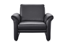 Sessel 24980 terza in schwarz