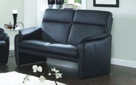 3-Sitzer Bornholm in schwarz