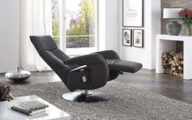 Bondomus Leder-Relaxsessel Ergo Concept