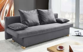 Funktions-Sofa 141 in anthrazit