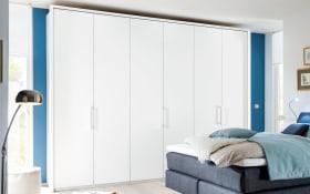 Kleiderschrank Multi-Set in weiß