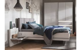 Schlafzimmer Concept Me 320/500 in seidengrau
