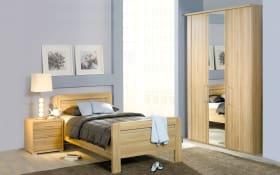Senioren-Schlafzimmer Iris in Eiche Sonoma Optik