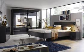 Schlafzimmer X-tend/Lito/Allstars in graphit