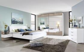 Schlafzimmer Nicole in alpinweiß/Jackson Hickary-Optik