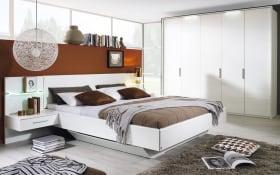 Schlafzimmer Farah in weiß