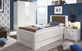 Schlafzimmer Emilia in alpinweiß
