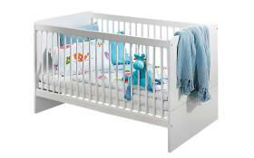 Babybett Mieke in weiß