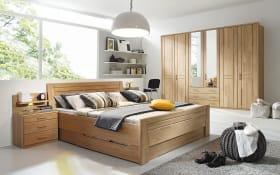 Schlafzimmer Sitara Wildeiche