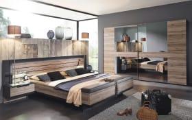 Schlafzimmer Ventura in Eiche-Sanremo-Optik