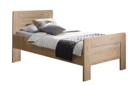 Komfortbett Hannah in Jackson Hickory-Optik