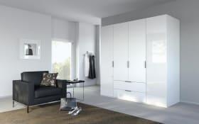 Kleiderschrank ZC135 20UP Scale in weiß