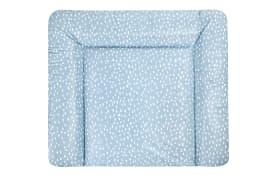 Wickelauflage Softy in blau, B/T ca. 75 x 85 cm