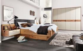 Schlafzimmer 1002 in Balkeneiche Funier/sand