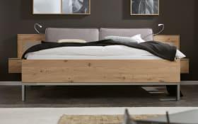 Comfort-Bett 1008 in Balkeneiche