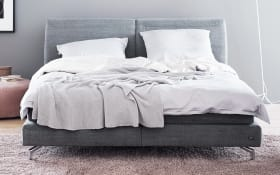 Boxspringbett Elegano in graphit