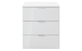 Nachtkonsole One 700 in weiß