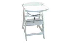 Treppenhochstuhl Sit Up Click & Fun in weiß lackiert