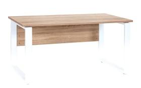 Schreibtischplatte Contact in Sonoma-Eiche-Optik, 120 x 80 cm