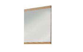 Spiegel Montana aus Wildeiche, 68 x 80 cm