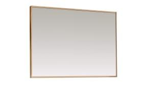 Spiegel aus Eiche bianco, 99 x 75 cm