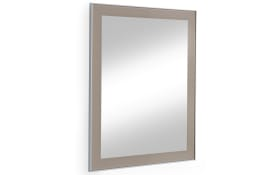 Spiegel Santina in taupe, ca. 60 x 77 cm