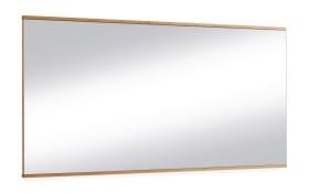 Spiegel Loveno aus Eiche Bianco, 123 x 61 cm