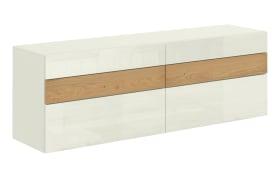 Sideboard Vision now! in weiß/eiche