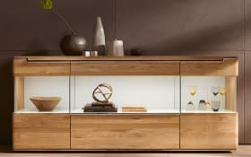 Sideboard  Vedua in Natureiche massiv