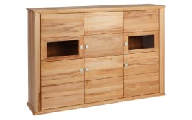Highboard K2 aus Wildeiche, geölt