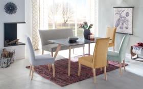 Stuhlgruppe Kinston/Trondheim aus Eiche