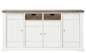 Sideboard Mallorca in Akazie Wagon grey