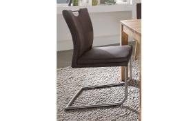 Esszimmerstühle modern braun  Esszimmerstühle