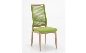 Stuhl Jessica aus Wildeiche/Limette