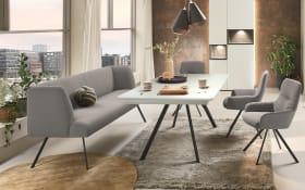 Stuhlgruppe Impuls P2/Greta/ET324 Fin, mit drehbaren Sesseln
