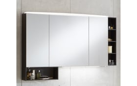 Spiegelschrank 3040 (City Plus) in Robinie-Optik
