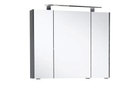 Spiegelschrank 3400 in weiß matt